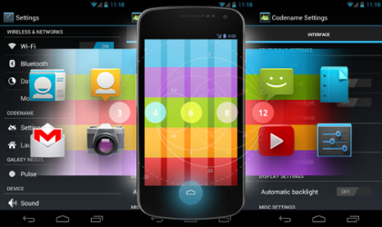 Update HTC Incredible S to Jelly Bean with Codename Android ROM Port