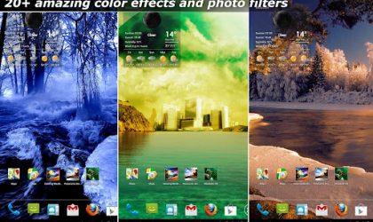 Customize your Android Phone with Coloring Screen Android App