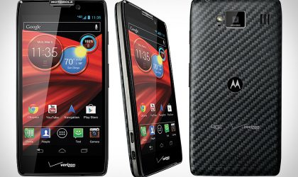 Watch the first Motorola Droid RAZR Maxx HD Commercial, touting its edge-to-edge display