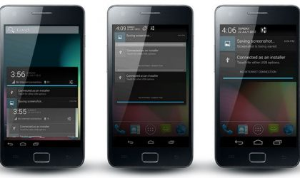 Paranoid Android for Epic 4G Touch: Get the Android 4.1 Jelly Bean ROM Now, with Hybrid Phablet UI