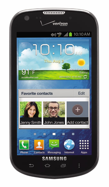 Verizon Bound Samsung Galaxy Stellar Specs: It's got Android 4.0 Ice Cream Sandwich and Dual-Core Processor
