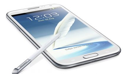Rogers, WIND, TELUS, and Mobilicity's Galaxy Note 2 Officially Announced. Release Date set for Q4 2012