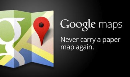 New Google Maps Update feature: Single-hand zooming!