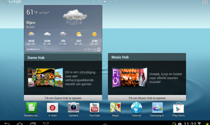 Android 4.1 Jelly Bean Update for Samsung Galaxy Tab 2 10.1 (P5113/P5110) [Leak]