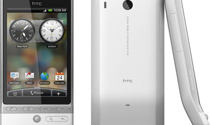 CDMA and GSM HTC Hero Get Android 4.0 and 4.1 via Custom ROMs