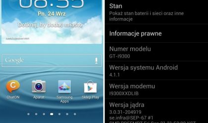 Galaxy S3 Jelly Bean official Kies firmware update: I9300XXDLIB