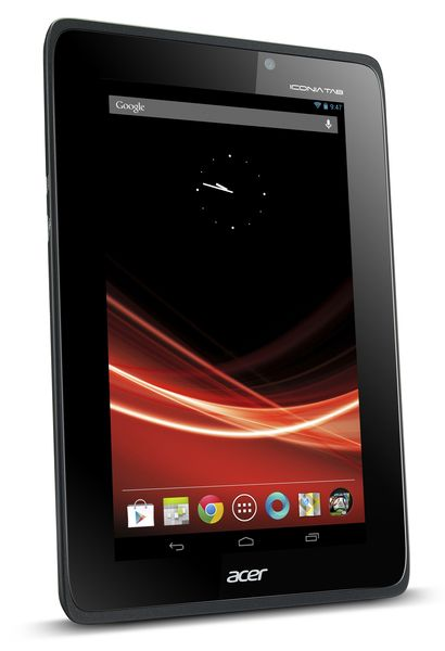 Acer Iconia Tab A110 now available in the UK, runs Android 4.1