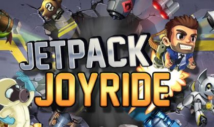 Now available on Play Store – Jetpack Joyride