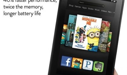 Kindle Fire 2nd generation updated by Amazon, too!