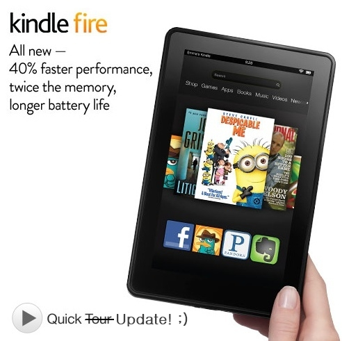 Kindle fire 2nd generation updated by amazon too the android