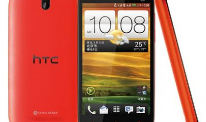 HTC One ST Specs: Bigger 9.25mm body, 1GHz Dual-Core processor and Red Color
