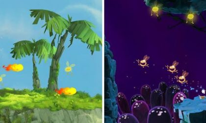 One more cool game available on Play Store – Rayman Jungle Run, costs $3