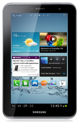 P3100DDBLI1 — Official Android 4.1 Jelly Bean OTA Update for Samsung Galaxy Tab 2 7.0 inch [Leak]
