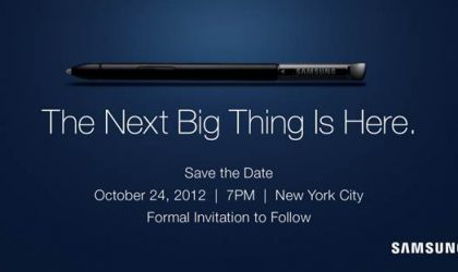 US Galaxy Note 2 might be announced by Samsung on October 24