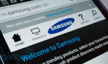 Samsung Mobile Browser in preparation, will be based on Webkit tech