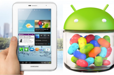 Android 4.1 Jelly Bean OTA Update Leaked