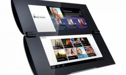 Sony Tablet P Price reduced to £189.97 for 3G version