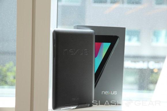 32 GB Nexus 7