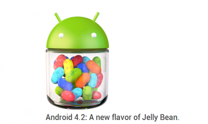 Android 4.2 features
