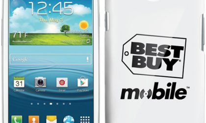 US Galaxy S3 Price gets $100 off at Best Buy this Sunday