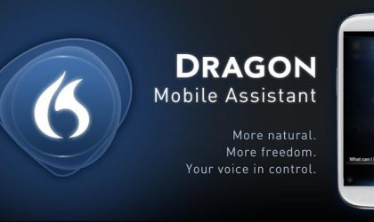 Dragon Mobile Assistant is your another Google Now and Siri-like app