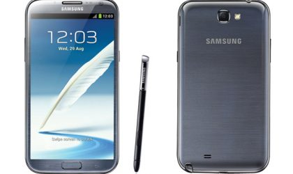 Samsung Galaxy Note 2 for Canada appears on Wi-Fi boards, codename SGH-T889V