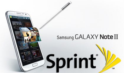 Root Sprint Galaxy Note 2 with easy Auto-root tool