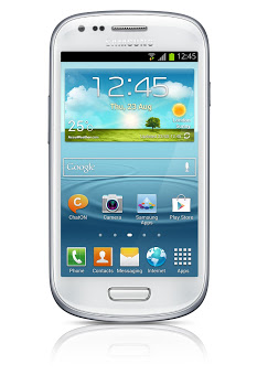 Samsung Galaxy S3 Mini specs now official, not very impressive actually