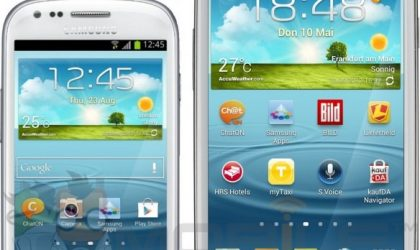 Samsung Galaxy S3 Mini Specs, Images and Price leaks