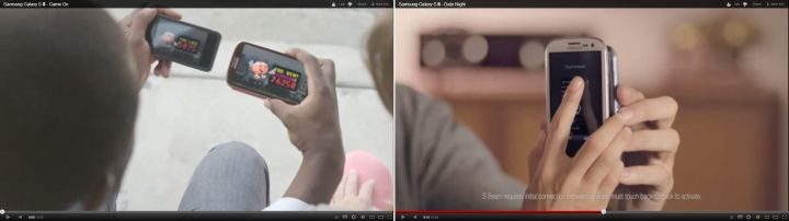 Some more Galaxy S3 videos from Samsung to make you giggle.