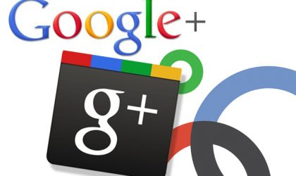 Google+ Updated, brings new widget and adds pages support