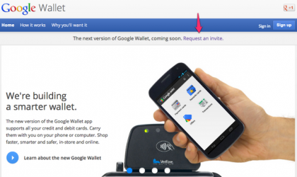 Google Wallet invites begin, expanding to non-android devices