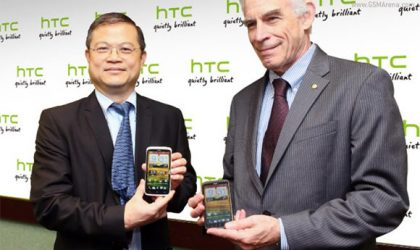Android 4.1.2 Jelly Bean Update for HTC One X launches in Asia today. One S next in line