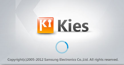 Samsung Kies updated to version 2.5