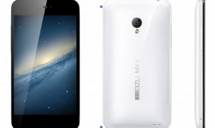 Meizu MX 2 Front Panel spotted, release date doesn't look any near right now