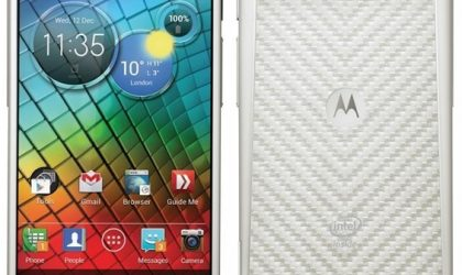 Motorola RAZR i is available on pre-order in US