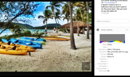 Nexus 10 camera samples show up!