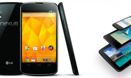 Nexus 4 and Nexus 10 Price, Release Date for UK