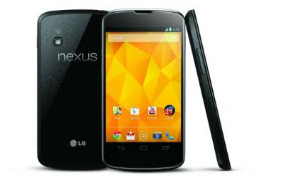 Bumper accessory for Nexus 4 coming soon to protect its glass from damage