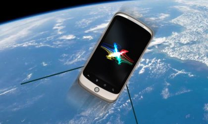 HTC Nexus One to go back into Space in 2013, NASA is so thankful