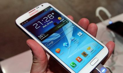 Samsung Galaxy Note 2 Source Code released, piques developer's interests
