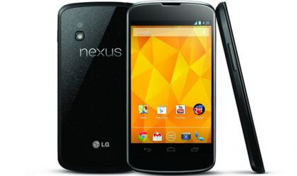 Nexus 4 Price and Specs officially announced