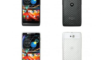 Japan gets Motorola Razr M via Softbank, as Razr M 201M
