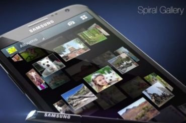 Samsung Galaxy Note 2 Commercial