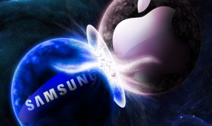 Research indicates Apple is gaining on consumer interest thanks to its patent battle with Samsung