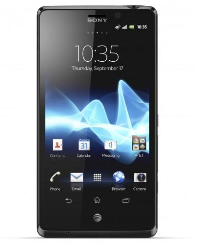 AT&T Xperia TL specs and price announced