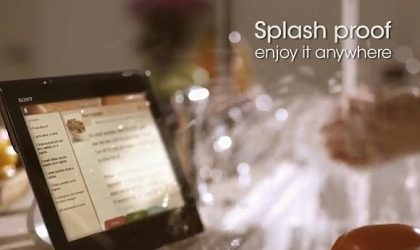 Sony Xperia Tablet S to become available again from mid-November