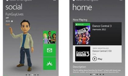 Got Microsoft Xbox and Android? Then just get Xbox SmartGlass app from Google Play Store!