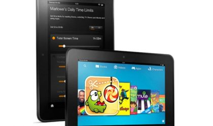 New Kindle Fire HD OTA Update to bring FreeTime feature