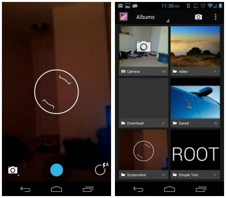 Download Android 4 2 Camera APK with new Gallery